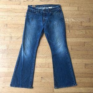 Abercrombie & Fitch Men's Blue Jeans